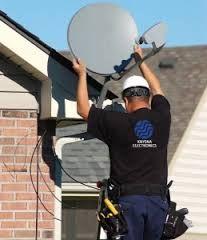DSTV dish installation