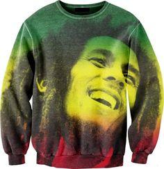 Bob Marley sweatshirt