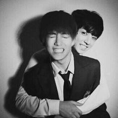 Jungkook and V^^