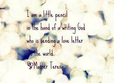 Mother Teresa-  AMAZING