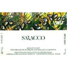 Amazon.com: 2011 Saracco Moscato d'Asti: Wine