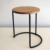Atelier de Troupe - stackable stool/end table
