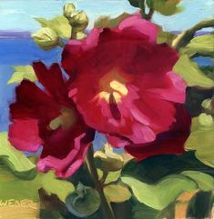 Magenta by Kathy Weber