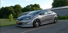 hyundai elantra custom wheels - Google Search