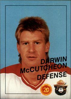 salt lake golden eagles trading cards | 1988 89 Salt Lake Golden Eagles 13 Darwin McCutcheon | eBay