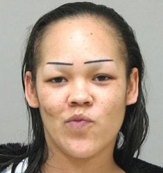 The 10 Worst Eyebrows On the Internet @Raegan Cook THIS MADE ME THINK OF YOU!!!!  ROFL!!!