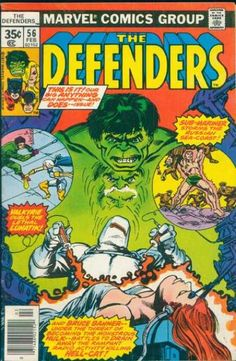 Marvel Comics Group - Approved By The Comics Code - Hulk - Sub-mariner - Hell-cat - Carmine Infantino, Klaus Janson