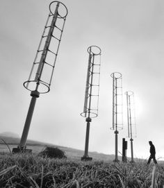 Beautiful Windmills in Ashland, OR