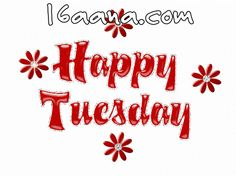 Have A Happy Tuesday