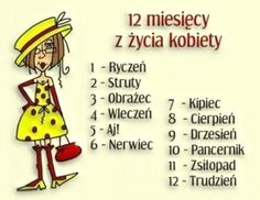 12 miesięcy z życia kobiety Memes Humor, Jokes, Very Funny Memes, Wtf Funny, Hello Weekend, Girly Quotes, Funny Animals, Motivational Quotes, Funny Pictures
