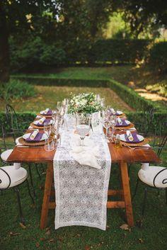 Florence Italy // Elegant Italian wedding inspiration // Modern Vintage Weddings // Carter Nendrick Wedding & Event Planners