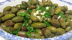 Come fare le olive schiacciate in casa