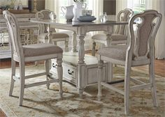 Magnolia Dining Set from LIberty Furniture