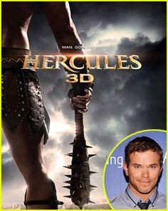 Hercules - Gay Blog, Photos & Videos |Kellan Lutz Hercules Poster