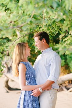 Holly and Adam's waterfront Southern Maryland engagement session by Britt Croft Photography