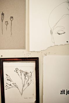 etching, print, drawing. picture: Rosa van Ederen
