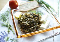 Spinatreis (Spanakoriso) | Griechische Küche