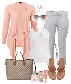 Size Airport Style Outfit Plus Size Spring Casual Outfit Idea - Plus Size Fashion for Women - Alexa Webb - Plus Size Spring Casual Outfit Idea - Plus Size Fashion for Women - Alexa Webb - Style Outfits, Mode Outfits, Cruise Outfits, Spring Outfits, Casual Outfits, Fashion Outfits, Womens Fashion, Classy Outfits, Fashion Ideas