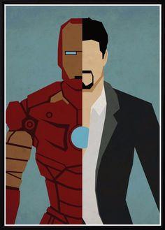 Iron Man/Stark