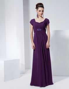 VENUS BRIDAL TM1646  The Venus Bridal TM1646 style dress can be worn for special occasions requiring a evening dress..    This dress will come in the following colors: All-Current-Chiffon-Colors..