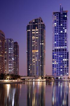 Mövenpick Hotel Jumeirah Lakes Towers - DUBAI - UNITED ARAB EMIRATES