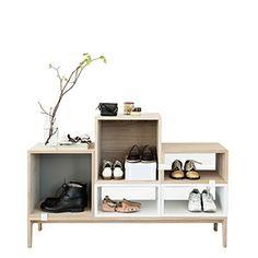 CASANOVA Møbler — Muuto - Stacked reolsystem (opstilling 6)