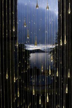 Light Art by Bruce Munro