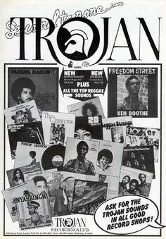 Trojan Records, 1974