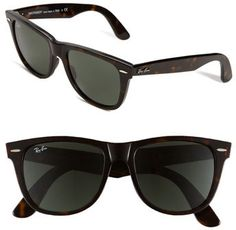 f9cc59a6043 Ray-Ban is a brand of sunglasses and eyeglasses founded in 1937 by American  company Bausch   Lomb. The brand is best known for their Wayfarer and  Aviator ...