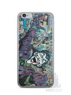 Capa Iphone 6/S Coringa Comic Books