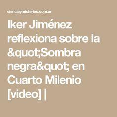 Milenio 3 - Ocurrio en una emisora - YouTube | Cuarto Milenio ...