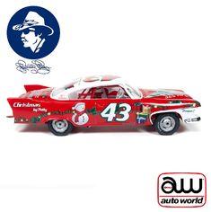 Plymouth Fury 1960 Richard Petty ELNO à tous Edition 1:24 Autoworld