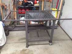 Miller Welding Projects Idea Gallery Hand Plasma Cutting Table