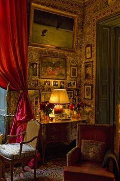 The Ornano Family's flat in Paris