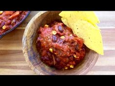 Chili Sin Carne - The Buddhist Chef