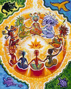 shamanic womens circle - Google Search