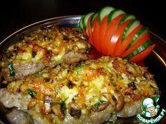 """Отбивные из свинины """"Радуга вкусов"""" - кулинарный рецепт"""