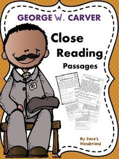 Black history month on Pinterest | George Washington Carver ...