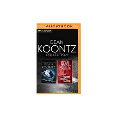 Dean Koontz Collection : What the Night Knows / Your Heart Belongs to Me (MP3-CD) (Dean R. Koontz)