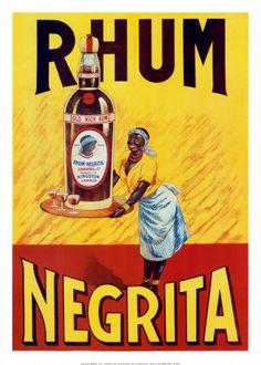 le sucre affiche | île de Cuba est devenue célèbre pour son rhum, appellation « ron ...