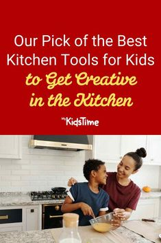 Our Pick of the Best Kitchen Tools for Kids to Get Creative in the Kitchen Parenting Advice, Kitchen Tools, How To Get, Good Things, Creative, Kids, Diy Kitchen Appliances, Young Children, Parenting Tips