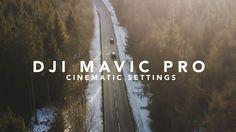 Best Settings for DJI Mavic Pro? - http://dronewithcamera.store/best-settings-for-dji-mavic-pro/