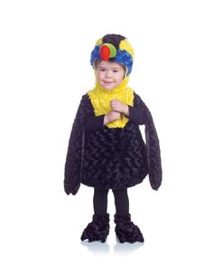 UNDERWRAPS Toucan Bird Costume Size: Medium - NEW! #Underwraps