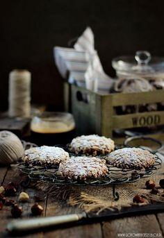 Ciasteczka z orzechami i Nutellą (cookies with nuts and nutella) | Gotuję, bo lubię / Kasia Guzik
