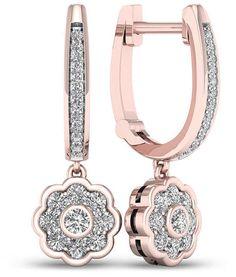 Diamond Earing, Diamond Hoop Earrings, Heart Earrings, Stud Earrings, Old Jewelry, Jewelry Sets, Jewelery, Vintage Jewelry, Women Accessories