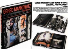 """""""Gered mankowitz: 50 Years of Rock and Roll Photography"""" will be available in the US on October 14th. Pre-order your copy now! http://www.barnesandnoble.com/w/gered-mankowitz-gered-mankowitz/1118397207?ean=9781847960658"""