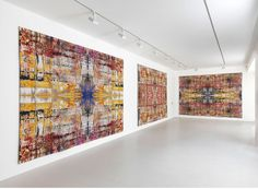 Gerhard Richter Tapestries