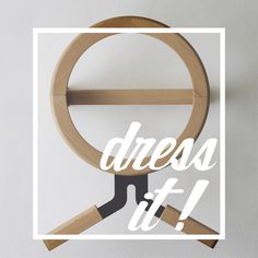 Dress it! MODO hanger