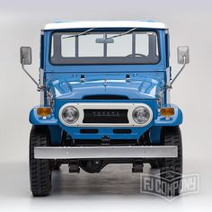 Meet our latest project: 1974 Toyota Land Cruiser FJ45 Sky Blue, see related pics #fjco1974skybluefj45 ------------------------------------------------------------#fj40 #fj43 #fj45 #toyota #landcruiser #fjcompany #fjrestoration #instacars #carsofinstagram For questions or inquiries, please visit us at www.fj.co