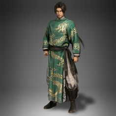 Zhao Yun dynasty warriors 9 informal outfit